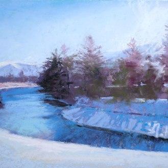 River Run, 9x12