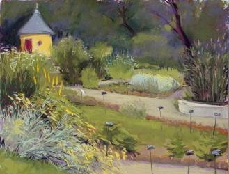 Jardin des Plantes, 9x12