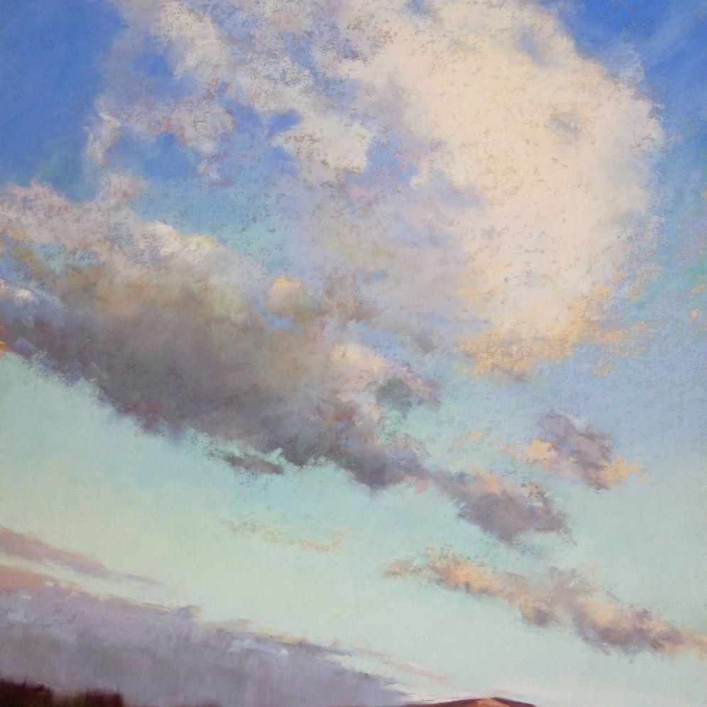 Clearing Skies, 18 x 24