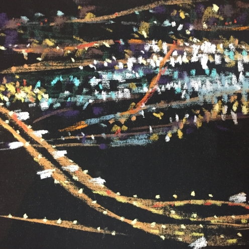 Connections, 6x6 SOLD
